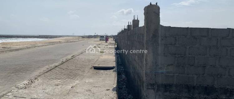 a Dry & Fenced Land with Ocean View Just Facing The Coastal Road, Ikate Elegushi, Lekki, Lagos, Mixed-use Land for Sale