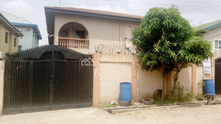 5 Bedroom Semi Detached House with 2 Rooms Bq, Ajao Estate, Isolo, Lagos, Semi-detached Duplex for Sale