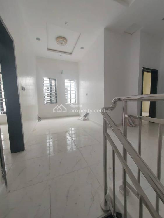 Exquisitely Finished 4 Bedroom Semi Detached Duplex with a Room Bq, Ikate Elegushi, Lekki, Lagos, Semi-detached Duplex for Sale