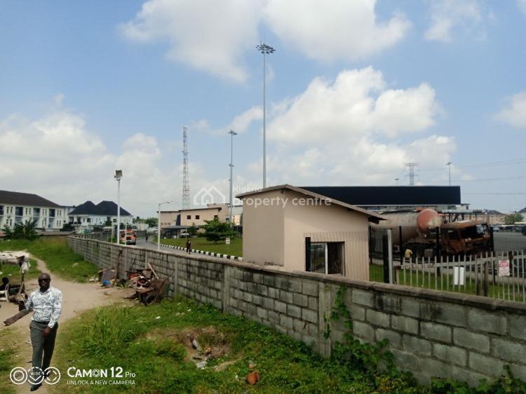 25 Plots of Sandfild Land in Chevron Facing The Express, Lekki Phase 2, Lekki, Lagos, Land for Sale
