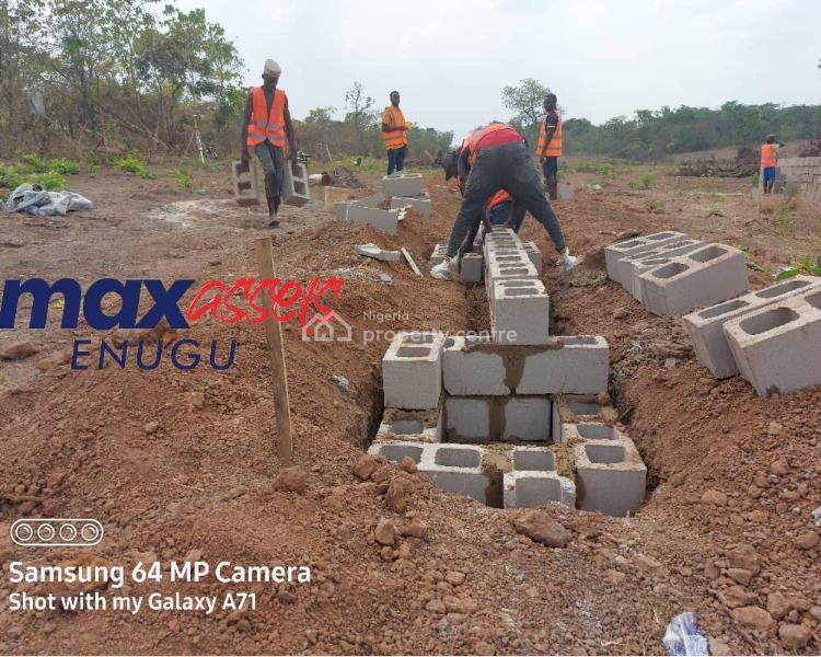 Residential Plots of Land, Agu-amorji, Nike Enugu State, Awgu, Enugu, Residential Land for Sale