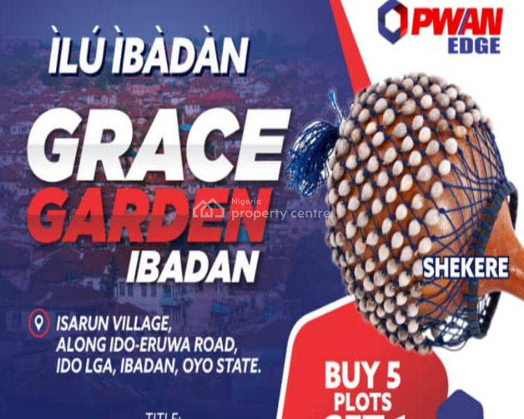 The Catch: Pay Outrightly Within 6month with No Interest, Ibadan North, Oyo, Mixed-use Land for Sale