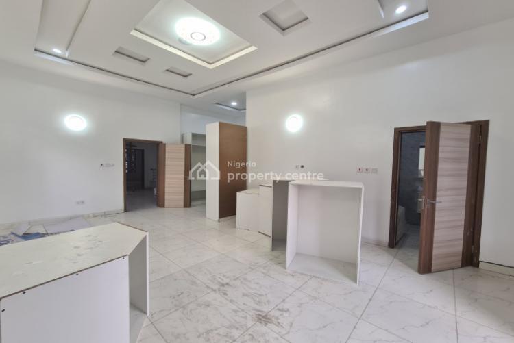 Luxury Four Bedroom Semi-detached House with Bq, Ikota, Lekki, Lagos, Semi-detached Duplex for Sale