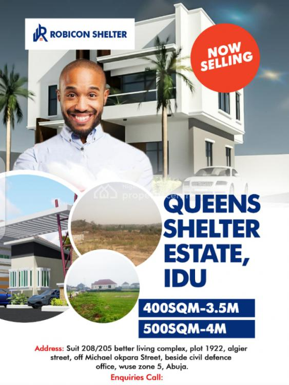 500sqm Estate Land, Commercial Layout, Close to Idu Train Station, Idu Industrial, Abuja, Residential Land for Sale