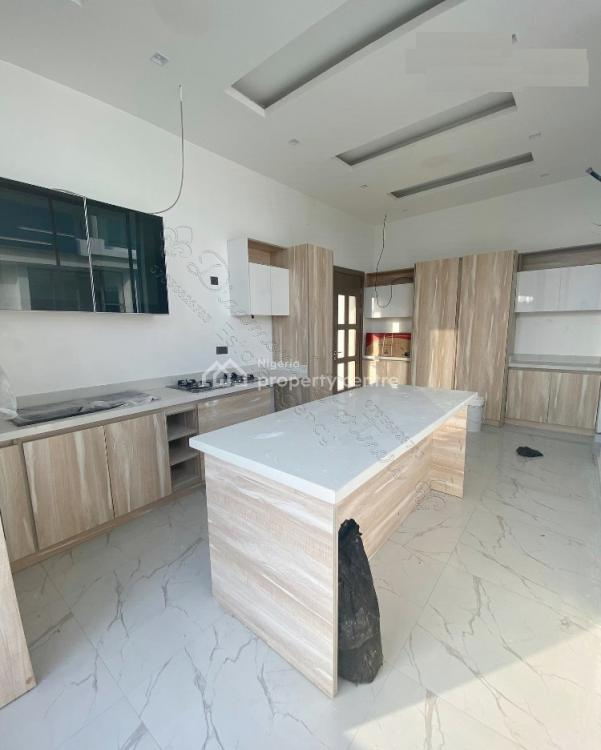 5 Bedroom Detached Duplex, Pinnock, Osapa, Lekki, Lagos, Detached Duplex for Sale