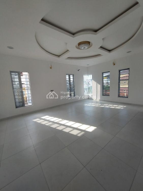 Fully Kitted 4 Bedroom Fully Detached Duplex Plus Bq and Jacuzzi, Lekki Phase 1, Lekki, Lagos, Detached Duplex for Sale