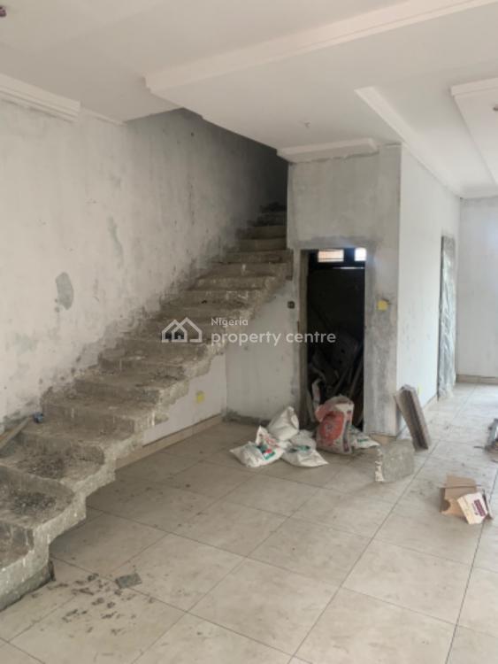Well Built 3 Bedroom Terrace with a Bq, Beachwood Estate, Bogije, Ibeju Lekki, Lagos, Terraced Duplex for Sale