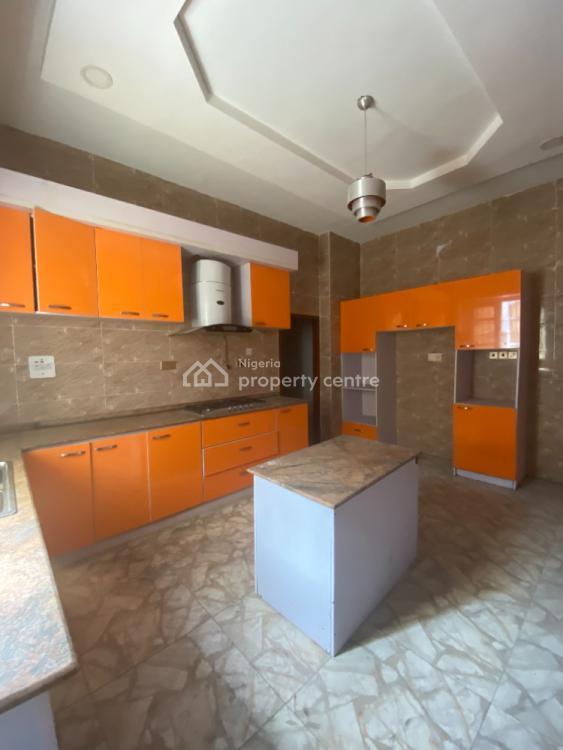 Well Built 4 Bedroom Detached Duplex with B.q, Osapa, Lekki, Lagos, Detached Duplex for Sale