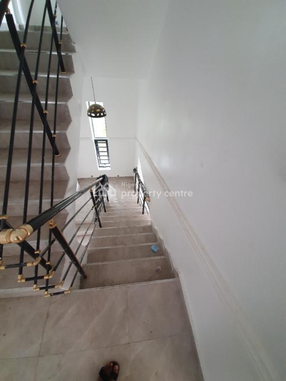 5 Bedroom Fully Detached Duplex with Swimming Pool, Lakeview Estate, Chevron Toll Gate,lekki, Lafiaji, Lekki, Lagos, Detached Duplex for Sale