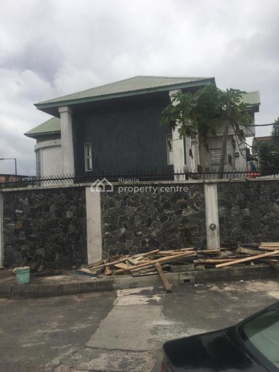 a Detached House of 6 Bedrooms, Raymond Njokwu Street, Ikoyi, Lagos, Detached Duplex for Rent