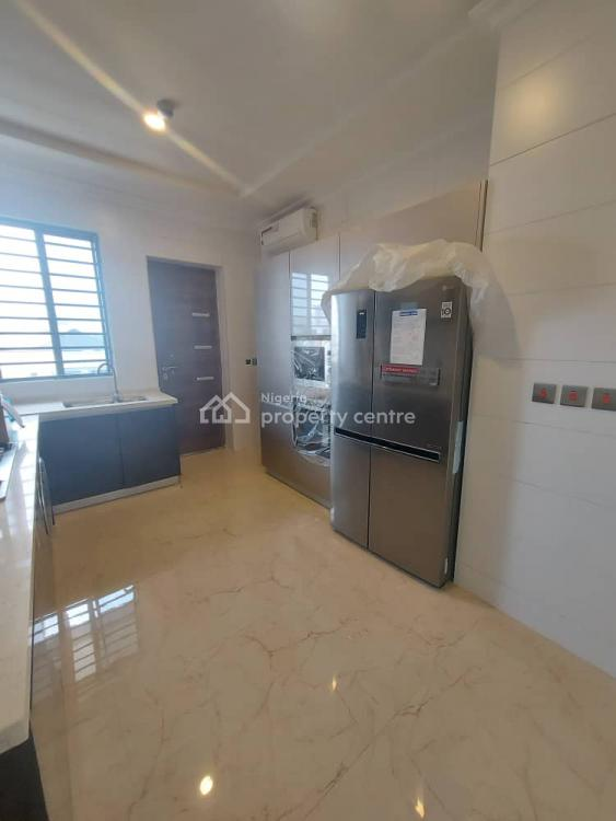 Luxury Secured 3 Bedroom Aprtment with a Bq and 24 Hrs Power, Banana Island, Ikoyi, Lagos, Block of Flats for Sale
