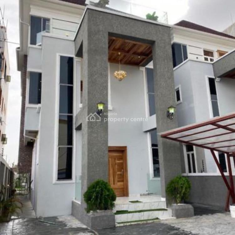 Tastefully Built 5 Bedroom Duplex with Swimming Pool and Bq;, Ajah, Lagos, Detached Duplex for Sale