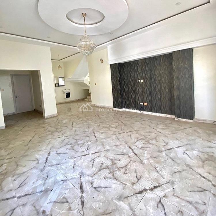 Massive 5 Bedroom Fully Detached Duplex with Bq, Ajah, Lagos, Detached Duplex for Sale