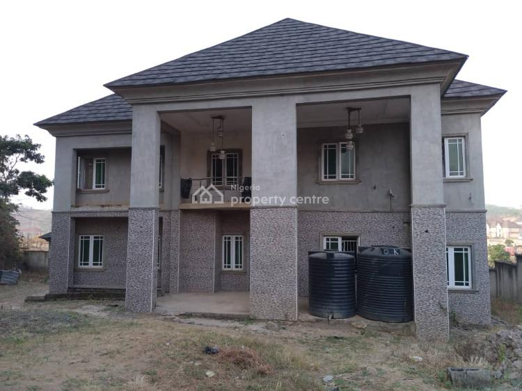 Affordable 6 Bedroom Duplex with Bq, Asokoro, Asokoro District, Abuja, Detached Duplex for Sale