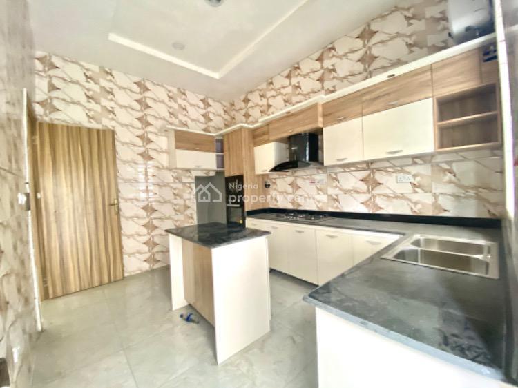 Brand New 4 Bedrooms +1 Bq Semi Detached Duplex, Oral Estate, 2nd Atoll Gate, Lekki, Lagos, Semi-detached Duplex for Sale