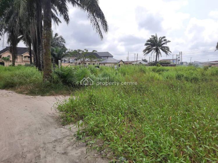 Yoma Garden, Along Dsc Road, Beside Field Crest International School, Warri, Delta, Residential Land for Sale