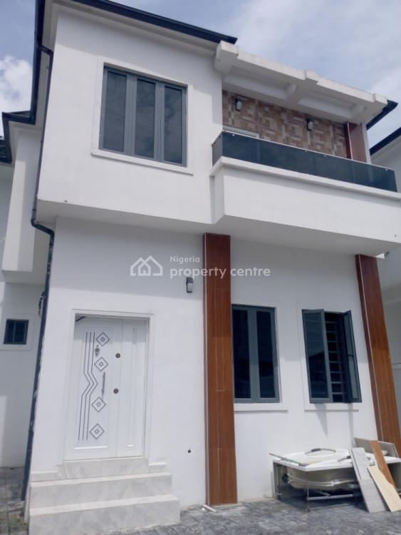 Brand New 3 Bedroom Duplex, Idado, Lekki, Lagos, Detached Duplex for Sale