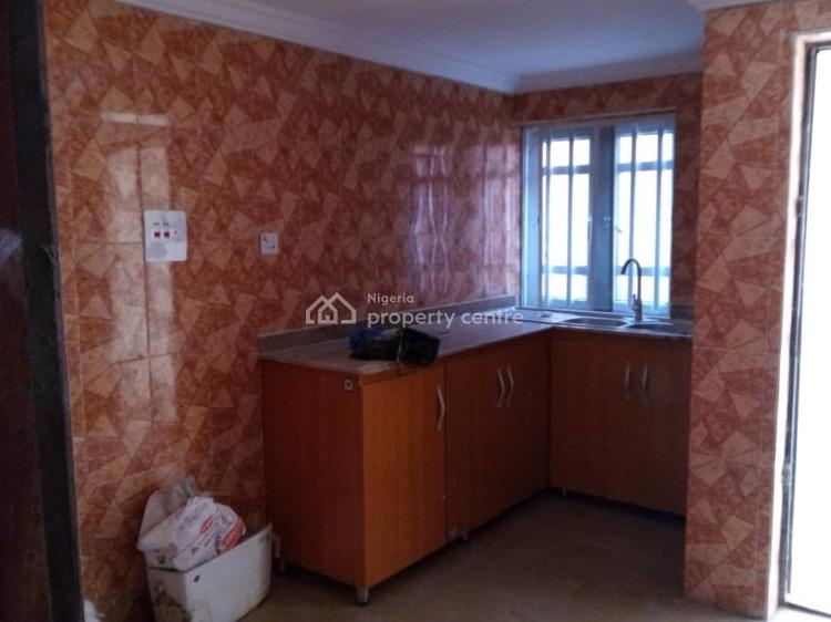 Spacious Two Bedroom Flat (downstairs), Harmony Estate, Ajah, Lagos, Flat for Rent