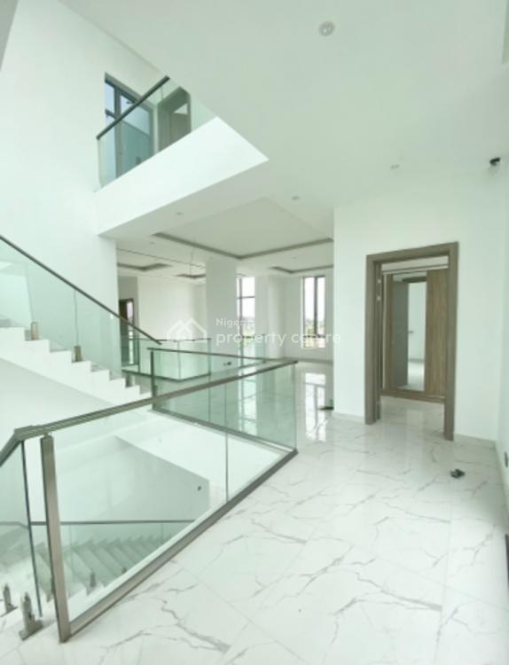 Luxury 5 Bedroom Detached Duplex with a Pool, Osapa, Lekki, Lagos, Detached Duplex for Sale