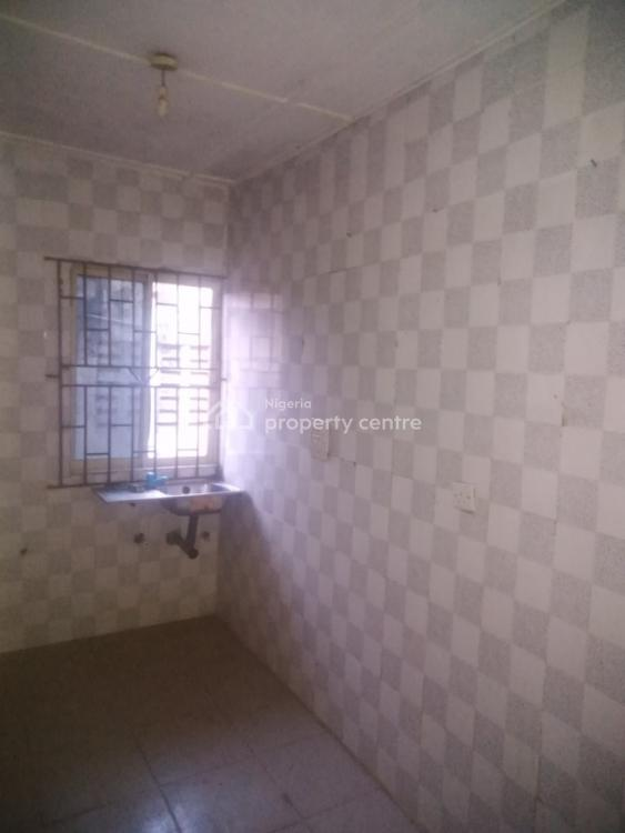 Luxury 2 Bedrooms Flat Ensuite with Necessary Facilities, Along Ojokoro Road, Witme Filling Station, Agric, Ikorodu, Lagos, Flat for Rent