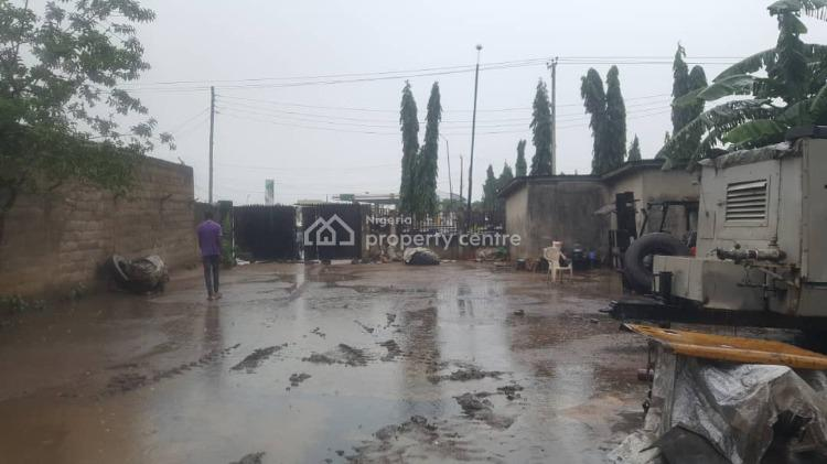 1450sqm Vantage Commercial Land, Lagos Abeokuta Expressway, Abule Egba, Agege, Lagos, Commercial Property for Sale