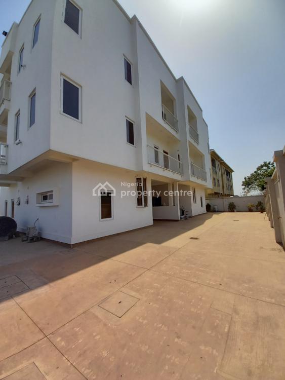 Brand New Well Located 2 Units of 4 Bedroom Semi-detached Duplex, Jahi, Abuja, Semi-detached Duplex for Sale