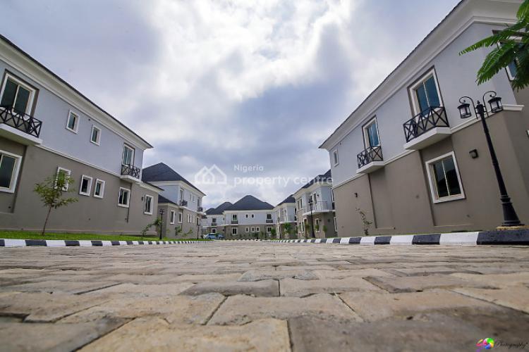 Luxury 4 Bedroom Fully Detached Duplex with One Room Bq, Durumi, Abuja, Detached Duplex for Sale