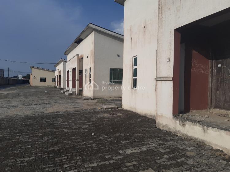 New 2 Bedroom Flat, Meridian Park Estate, Ajah, Lagos, Flat for Sale