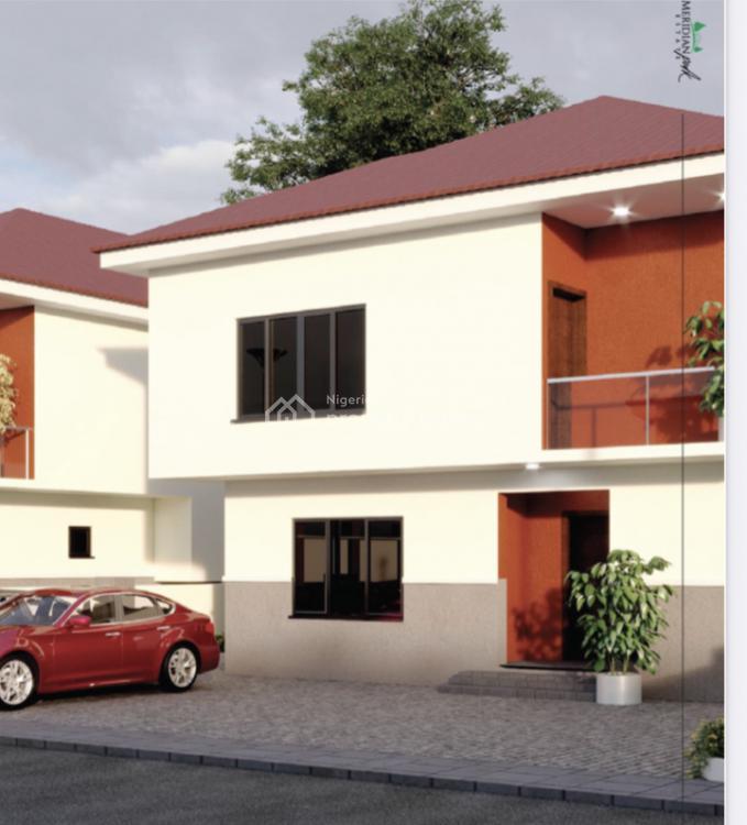 Meridian Park, Awoyaya, Ajah, Lagos, Detached Duplex for Sale