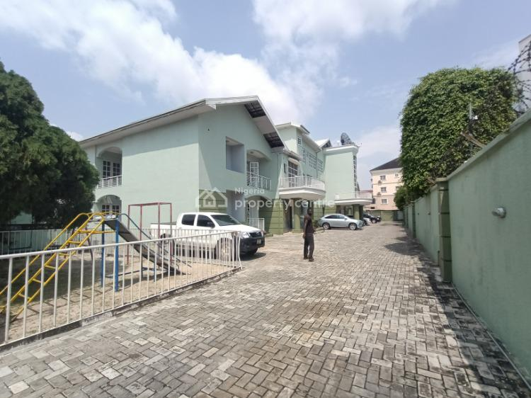 Serviced 3 Bedrooms Flat with Bq, Parkview Estate, Ikoyi, Lagos, Flat for Rent