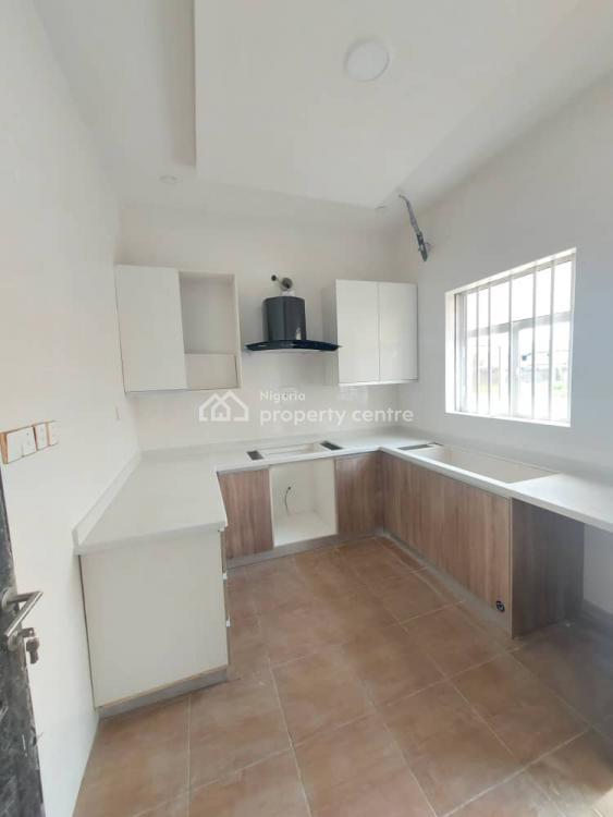 a 4 Bedroom Semi-detached Duplex with a Room Bq, Ajiwe, Ajah, Lagos, Semi-detached Duplex for Sale