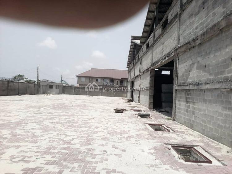 Warehouse Measuring 3808sqm with Staff Quarters, Lekki - Epe Expressway, Lakowe, Ibeju Lekki, Lagos, Warehouse for Rent