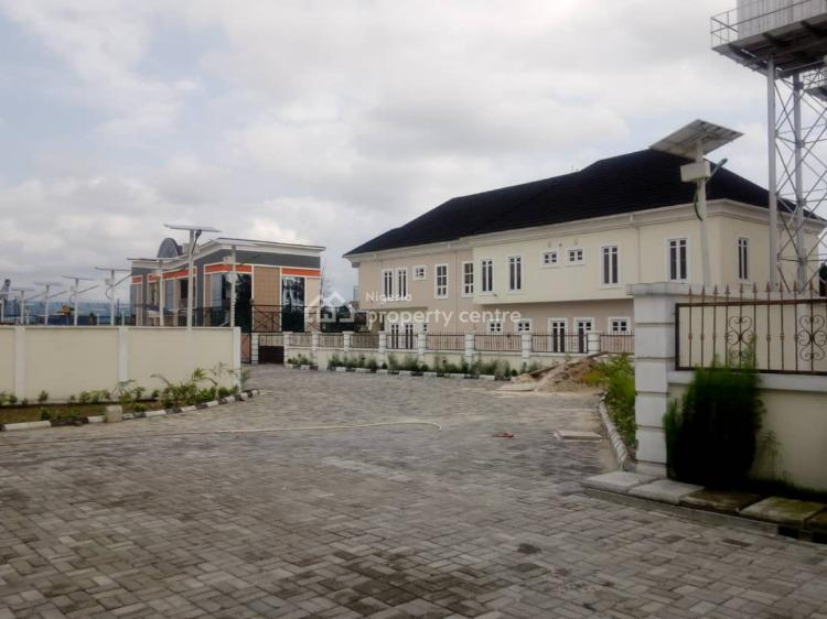 Now Selling -- Nted Estate, Newly Built Tastefully, Shopping Arcade, Trans Amadi, Port Harcourt, Rivers, Detached Duplex for Sale