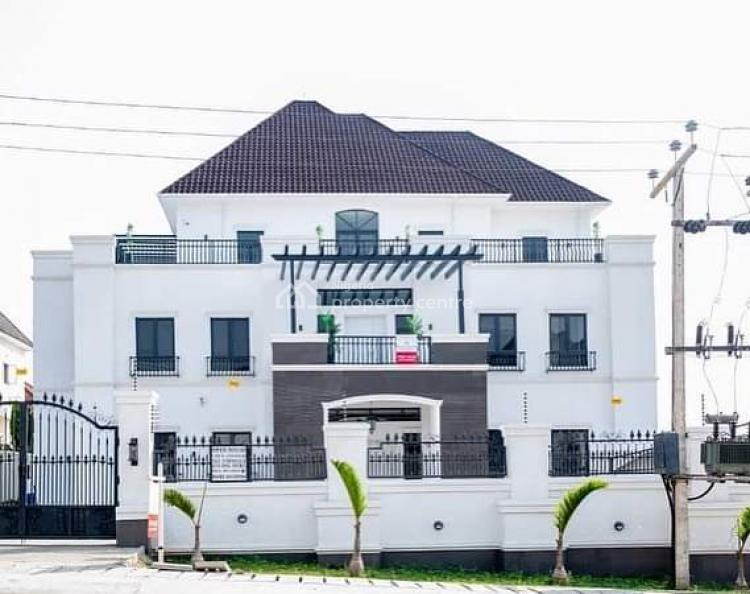 Smart 7 Bedrooms House with State-of-the-art Facilities, Gwarinpa, Abuja, Detached Duplex for Sale