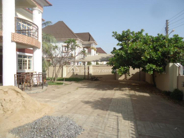 4 Bedrooms Duplex with Bq, After Shoprite, Apo, Abuja, Detached Duplex for Rent