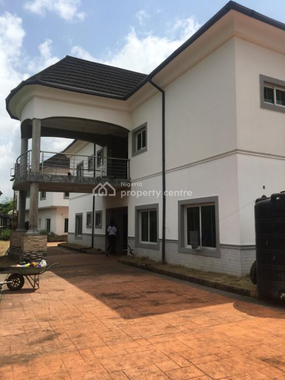Luxury 5 Bedrooms Fully Detached Duplex with 3 Bedrooms Bq, Federal Housing Estate, Calabar, Cross River, Detached Duplex for Sale