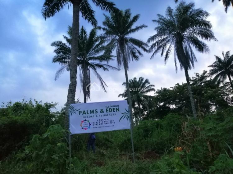 1 Bedroom Villa in a Green and Serene Resort, Along Ojerinde Road, Iware, Afijio Lga, Ibadan, Oyo, Detached Duplex for Sale