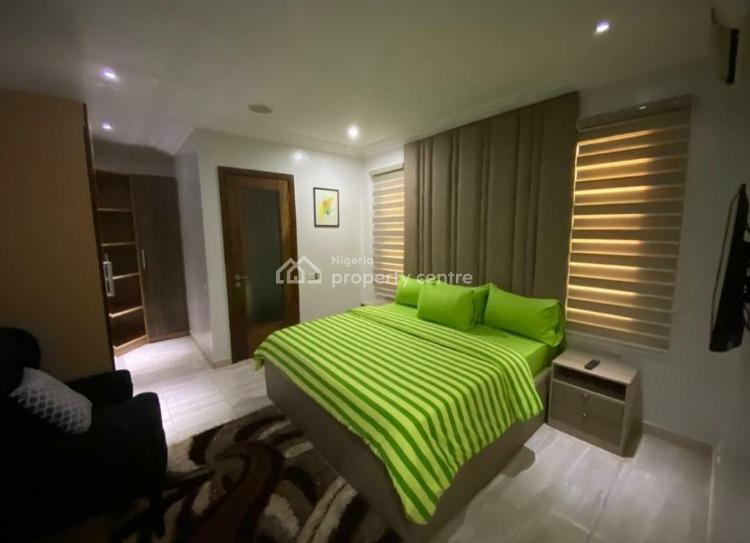 Beautifully Furnished 4 Bedrooms Duplex, Oladimeji Street, Off Freedom Way, Lekki Phase 1, Lekki, Lagos, Semi-detached Duplex Short Let