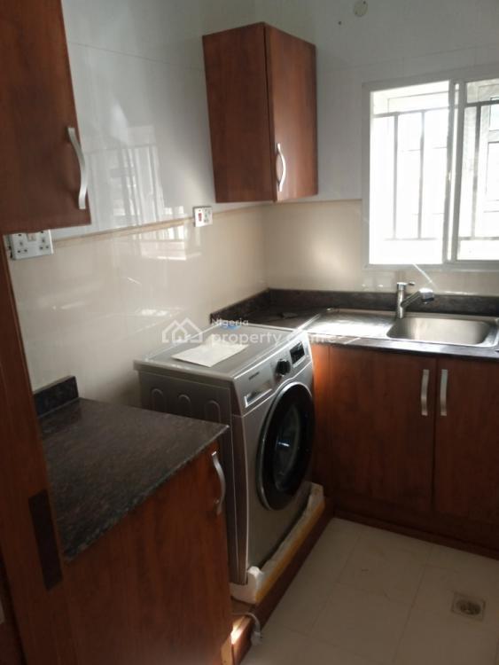 Serviced 1 Bedroom Apartment, Maitama Junction Close to Habiba Plaza, Maitama District, Abuja, Flat for Rent