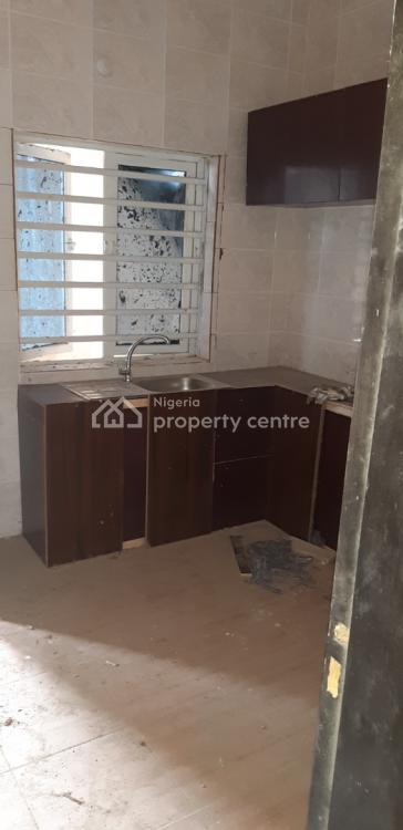 a Lovely and Nice Newly Built 3 Bedrooms Flat with Car Park, Off Babs Animashaun Road, Bode Thomas, Surulere, Lagos, Flat for Rent