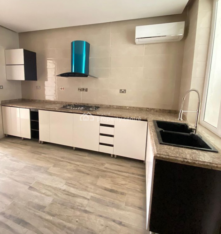 4  Bedroom Semi-detached House, Parkview Estate, Ikoyi, Lagos, Semi-detached Duplex for Sale