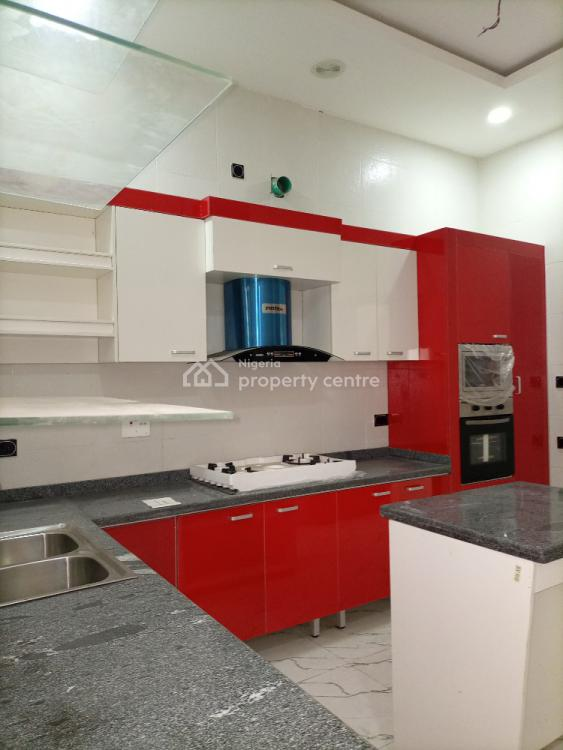 Spacious Brand New Luxury 4 Bedrooms Semi Detached Duplex with Bq, Chevron Road, Lekki Phase 2, Lekki, Lagos, Semi-detached Duplex for Rent