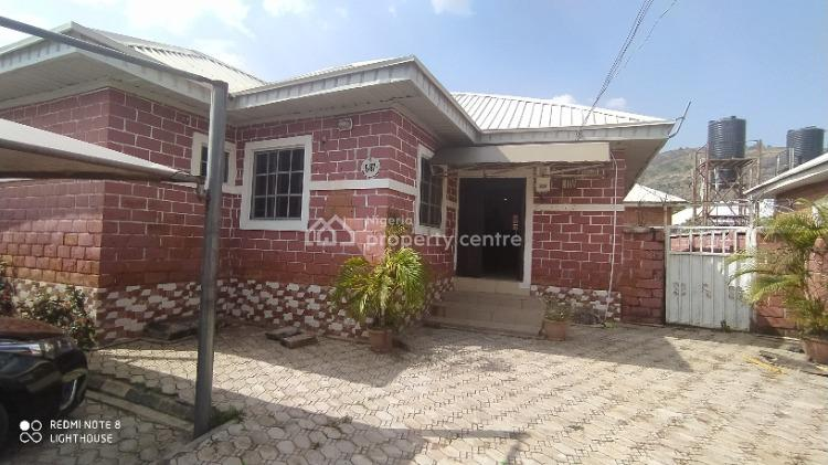 Standard 3 Bedroom Detached Bungalow, Kubwa, Abuja, House for Sale