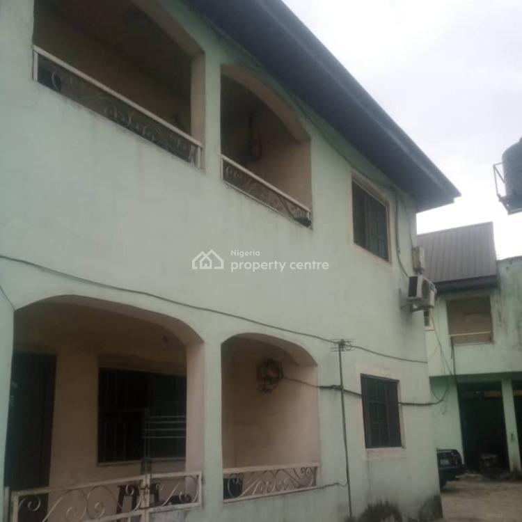 Well Built Block of Flats, Woji, Port Harcourt, Rivers, Block of Flats for Sale