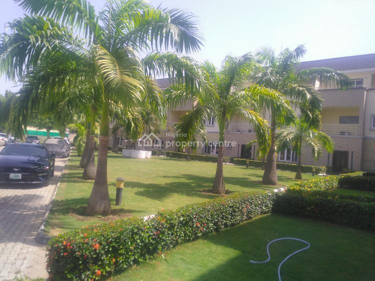 Luxury 4 Bedrooms Terraced Duplex with Bq, Utako, Abuja, Terraced Duplex for Rent
