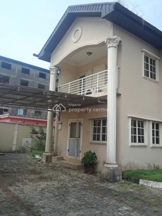 Well Built 5 Bedroom Fully Detached Duplex, Thomas Estate, Ajah, Lagos, Detached Duplex for Sale