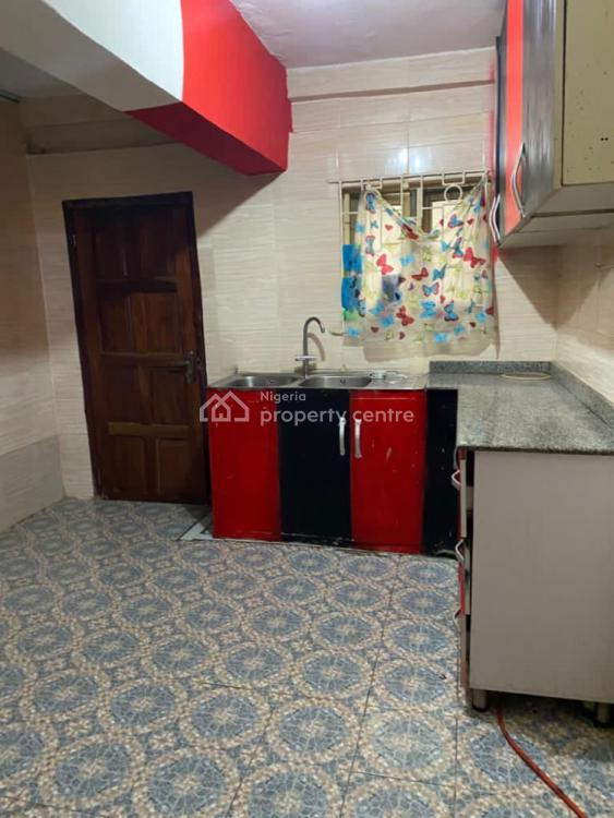 a Well Finish 3 Bedrooms Flat, Ilupeju, Lagos, House for Rent