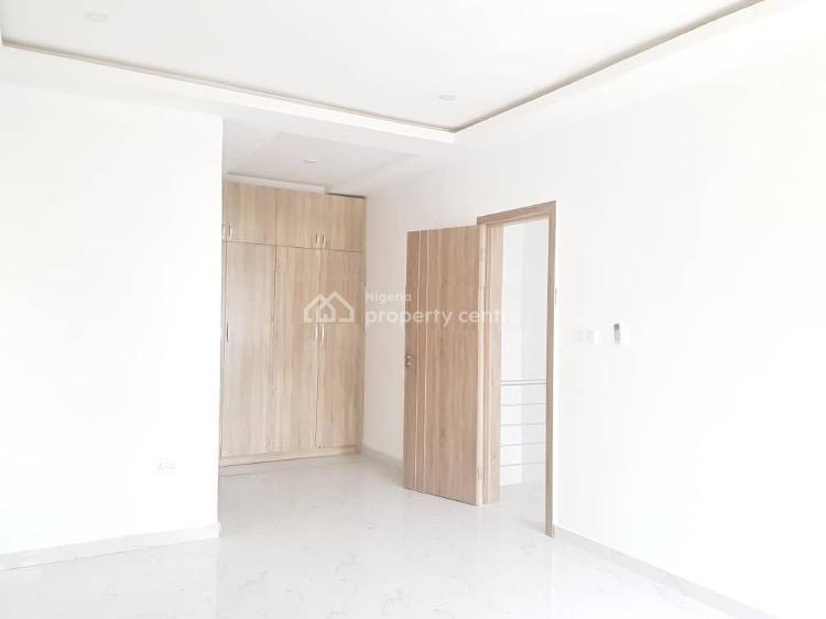 Newly Built 4 Bedroom Semi-detached Duplex with a Bq, Chevron Drive, Lekki, Lagos, Semi-detached Duplex for Sale