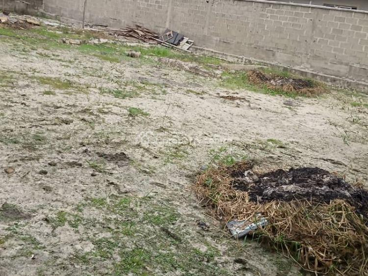 745sqm Fenced and Gated Bare Land, Agungi, Lekki, Lagos, Mixed-use Land for Sale