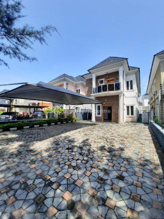 Luxury 5 Bedrooms Detached Duplex with Bq, Megamond Estate, Ikota, Lekki, Lagos, Detached Duplex for Rent